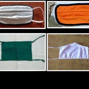 Cotton Reusable Stretch Mask [1pcs]